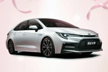新款丰田雷凌官图发布搭载1.2T燃油/1.8L双擎动力7月上市