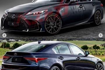 或命名IS500全新雷克萨斯IS添加V8动力